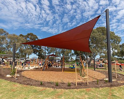 Mitchell Park Oval Playground