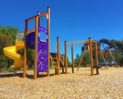 Reserve Street Reserve Playground Multistation 1