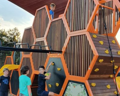 Hive play space stanley street