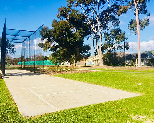 Warradale Park Reserve Cricket Net 1