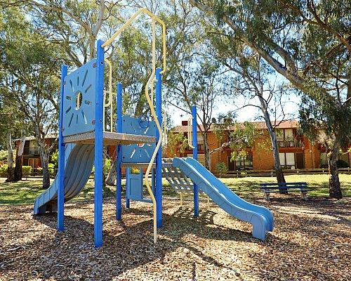 Cohen Court Reserve Playground Multistation 1