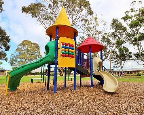 Hamilton Park Reserve Playground Multistation 2