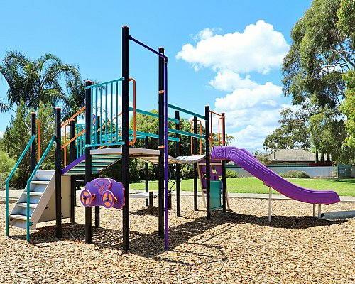Tilley Court Reserve Playground Multistation 2