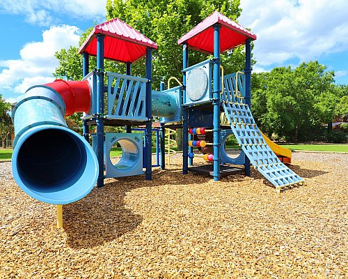 Trowbridge Avenue Reserve Playground Multistation 1