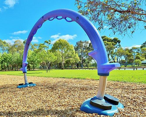 Alison Avenue Reserve Playground Pogo Arch 3