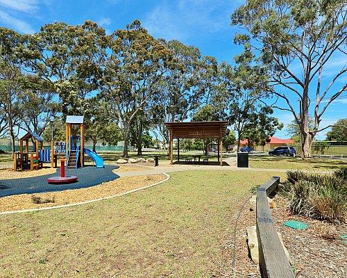 Mckellar Terrace Reserve Playground Balance Plank 3