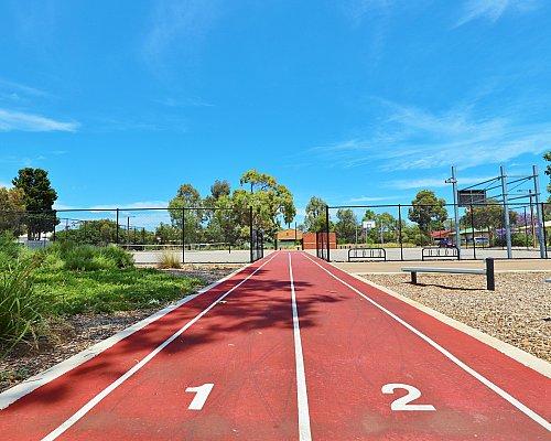 Rajah Street Reserve Sports Sprint Track 2
