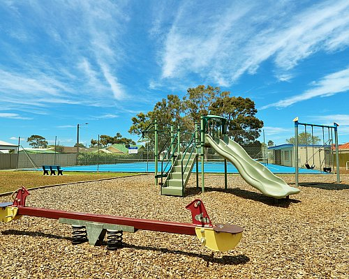 Stanley Street Reserve Playground 1