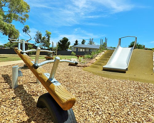 Clare Avenue Reserve Playground Seesaw 1