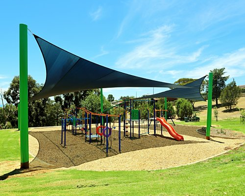 Roy Lander Reserve Playground Shade 7