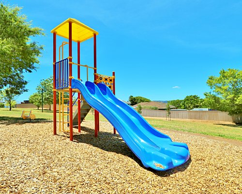 Sandy Glass Court Reserve Playground Multistation 2