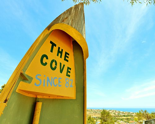 The Cove Sports Bmx Sign 3