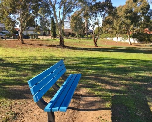 Strutt Court Reserve Seating 3
