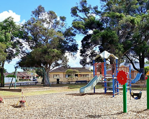 The Crescent Reserve Playground 2