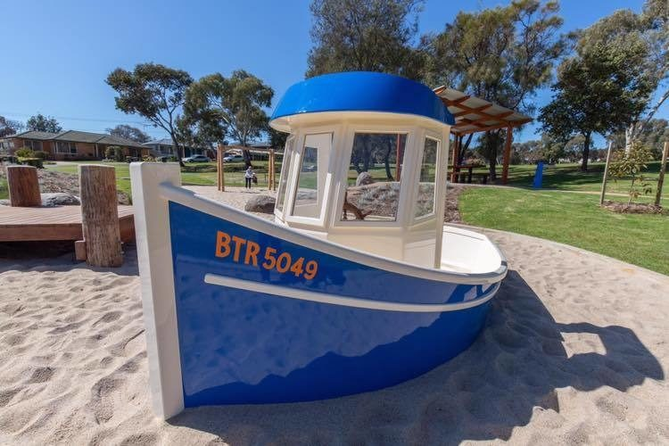 Bandon Tce Reserve Boat