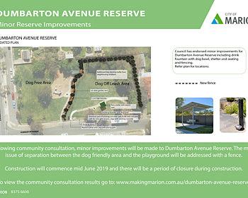 Dumbarton Minor Improvements Plan LR