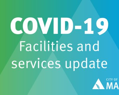 Covid Update services suspended