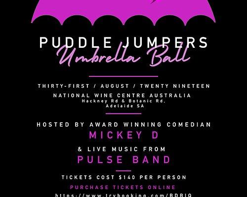 PJ Umbrella Ball 2019