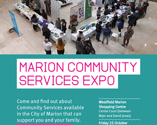Marion Community Services Expo A3
