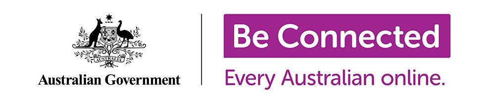 Be Connected Web Logo