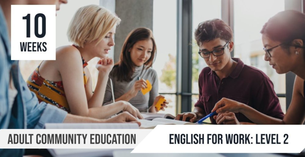 ACE ESL Level 2 Term 4 2020