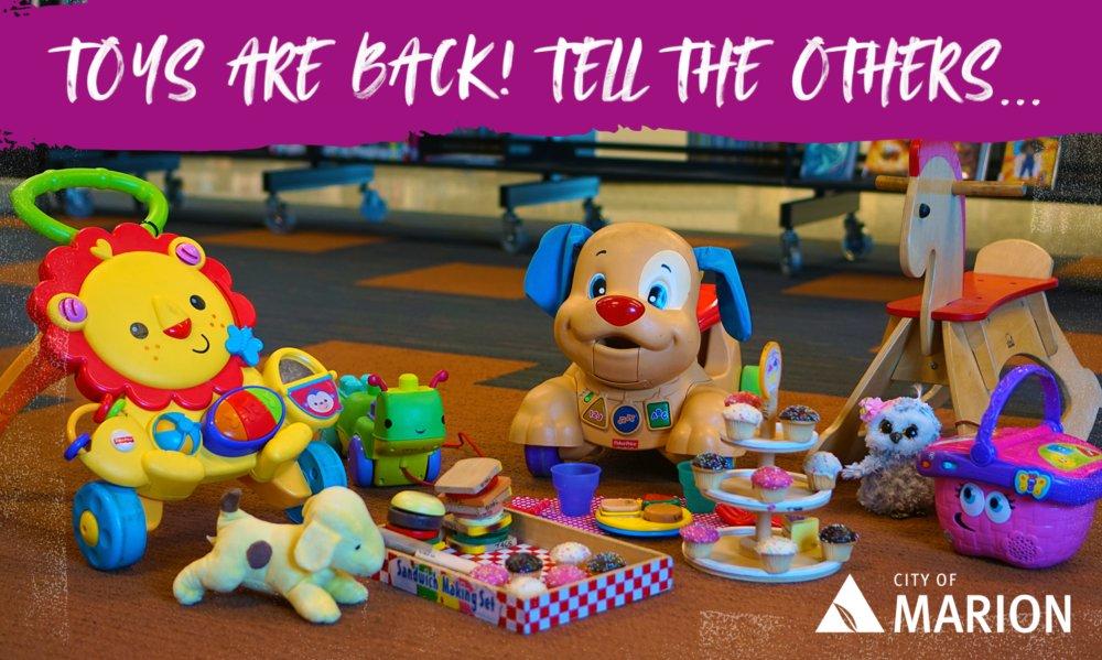 Toys Back 2020 Facebook