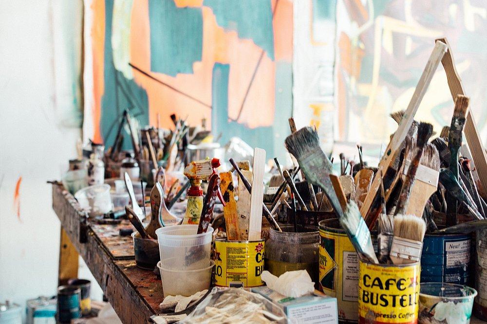 Artist Register Visual