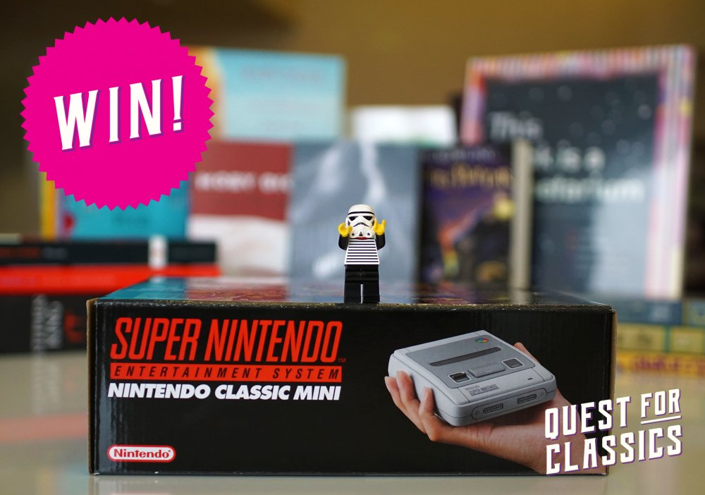 Quest For Classics Prizes Fb