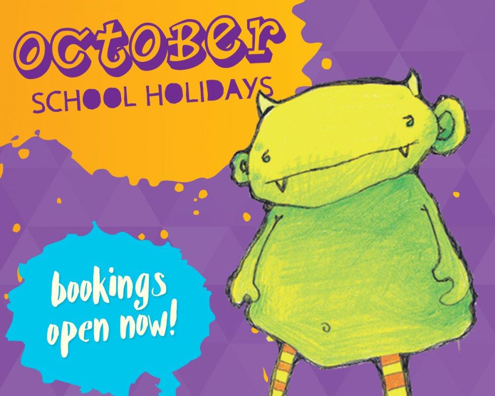 October School Holidays Program | News | City of Marion