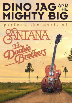 Dino Jag And The Mighty Big Poster A3 without date