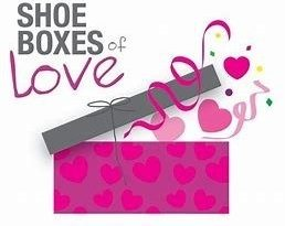 Shoeboxes Of Love