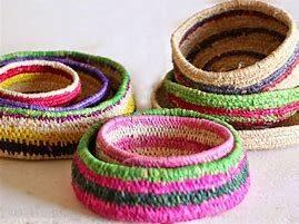 Aboriginal Weaving Image