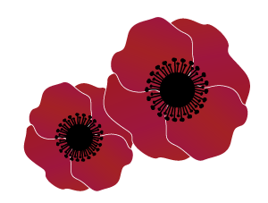 Remembrance Day Poppy V2