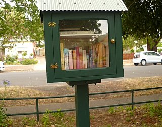 Glandore Little Library Image