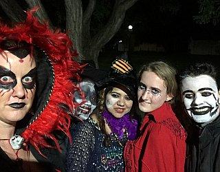 Glandore Halloween 2016 Group Shot