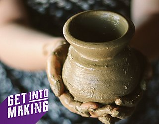 Get Into Making Pottery