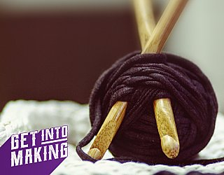 Get Into Making Crochet
