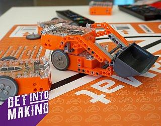 Get Into Making Edison Robots