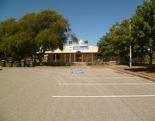 Trott Park Building