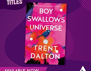 Trending Titles Boy Swallows Universe