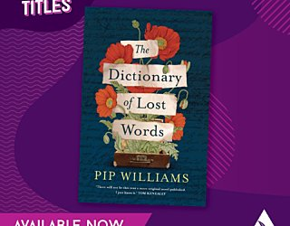 Trending Titles Dictionary of Lost Words