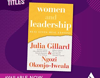 Trending Titles Women and Leadership