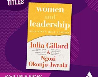 Trending Titles Women and Leadership