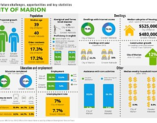 Smart Community Infographic