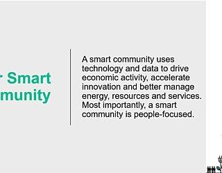 Our Smart Community