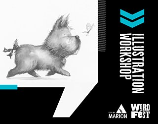 Word Fest Website Illustration Workshop