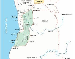 Neighbourhood Councils map