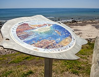 Coastal Interpretive Sign2