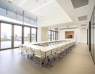 Cove Civic Centre Mainhall 02