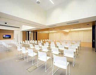 Cove Civic Centre Mainhall 03